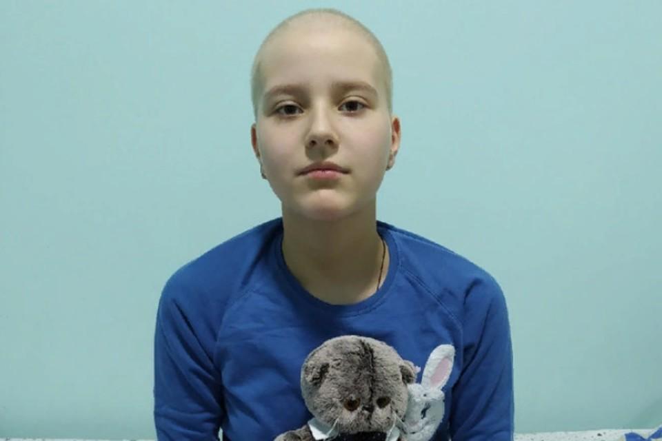 Девочка борется со смертельным заболеванием. Фото: Время добрых