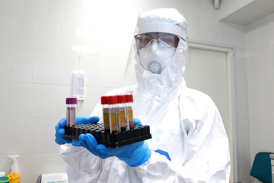 Число случаев заражения COVID-19 в Иркутской области превысило 52 000
