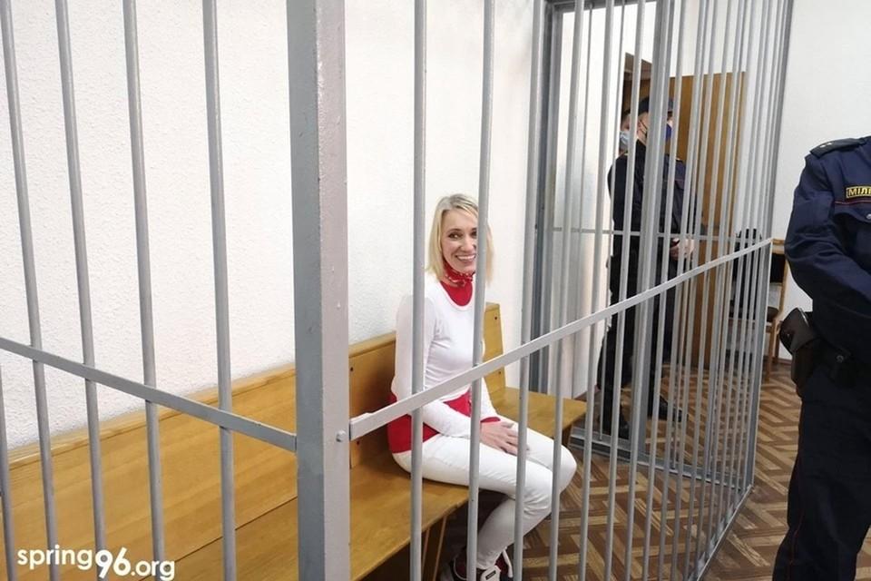 Парламентарии Швейцарии потребовали освободить Наталью Херше. Фото: spring96.org