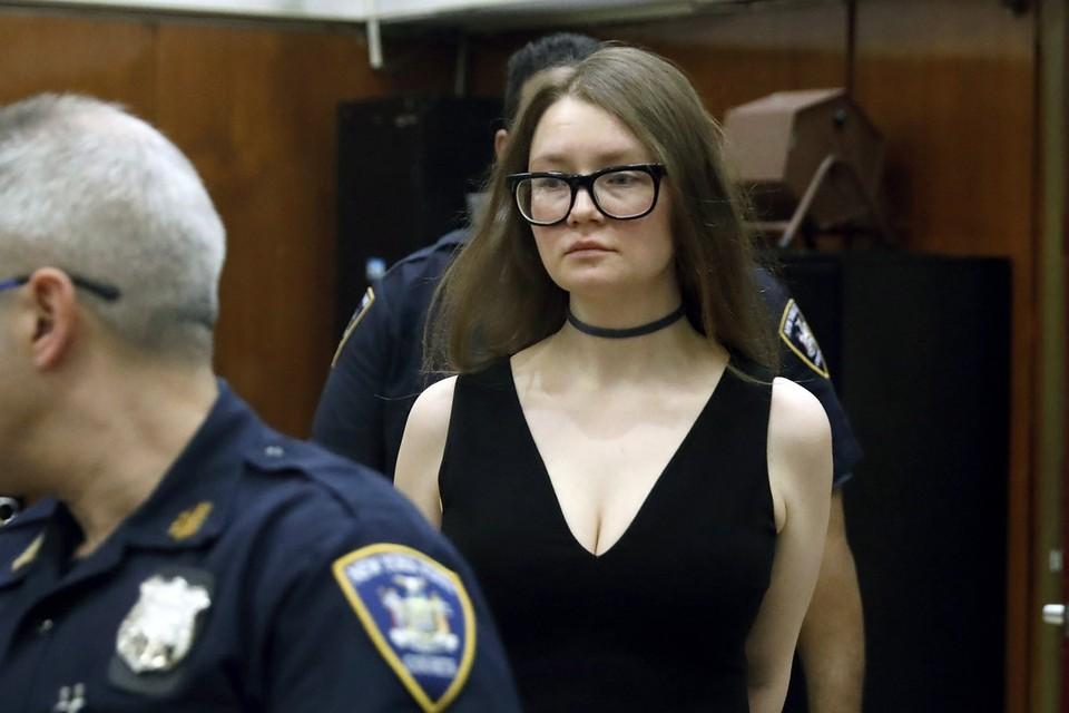 В 2019 году Сорокина была признана виновной в хищениях в особо крупных размерах у банков и сетей отелей.