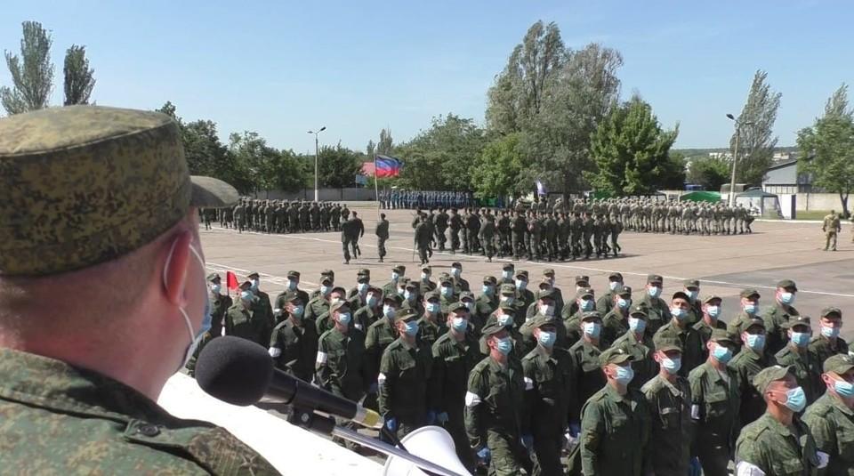 Решение о присвоении статуса участника боевых действий выносится в течение 30 дней. Фото: Управление Народной милиции ДНР