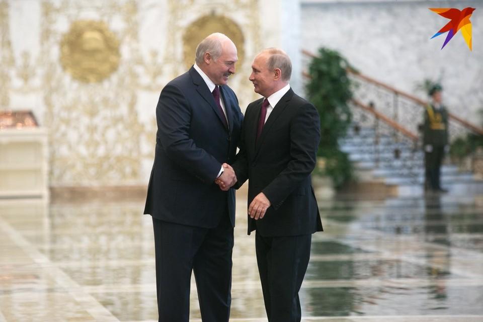 Встреча Путина и Лукашенко может состояться в конце февраля