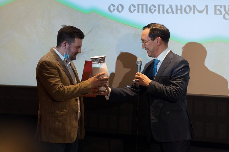 Фестиваль якутского кино стартовал в Москве ФОТО: правительство республики Саха (Якутия)