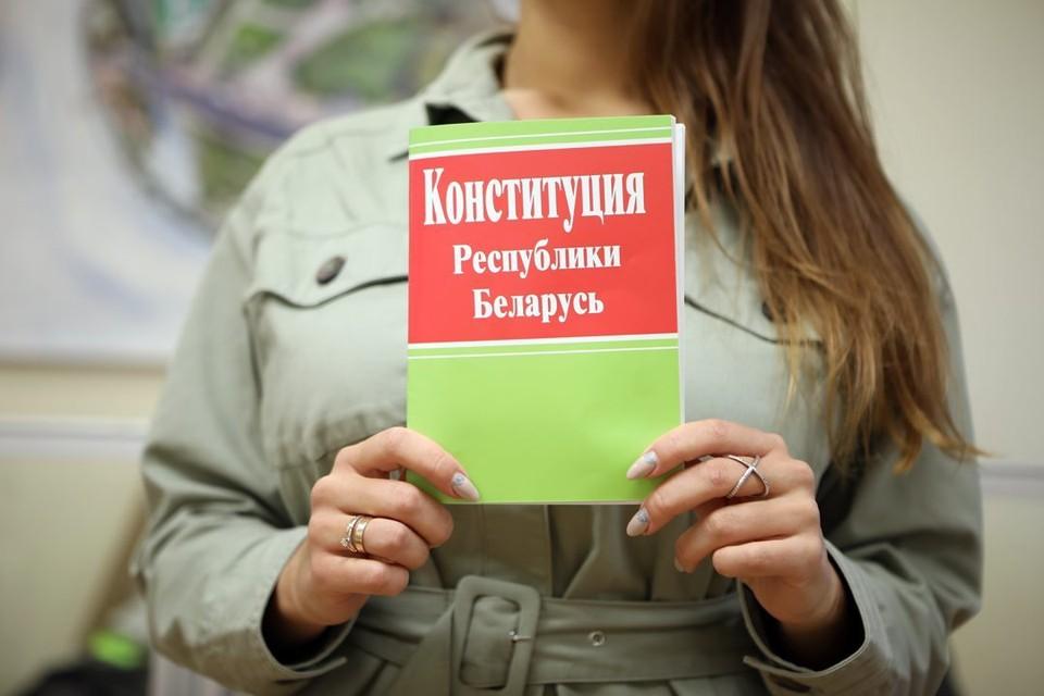 Лукашенко рассказал, когда может пройти референдум по новой Конституции