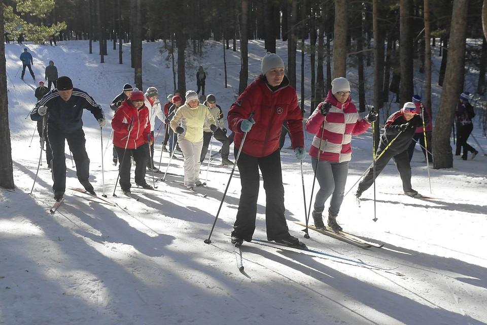 Всероссийская гонка «Лыжня России» пройдет в Кемерове 14 февраля