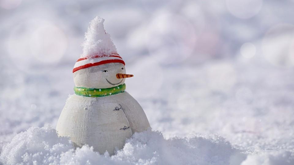 На этой неделе солнце будет радовать нас чаще, чем на прошлой, а еще будет идти снег