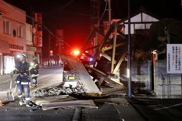 """""""Афтершок 2011 года"""": в районе Фукусимы в Японии снова произошло землетрясение"""