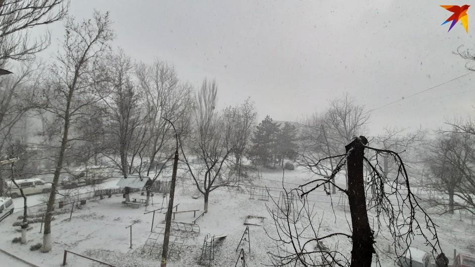 Примерно таким будет понедельник 15 февраля в Молдове