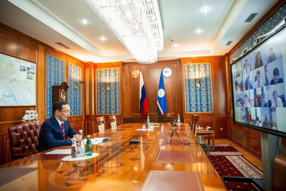 Ограничения сохранятся до 1 марта 2021 Фото: sakha.gov.ru