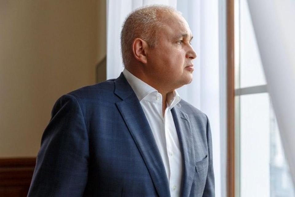 Сергей Цивилев ответит на вопросы кузбассовцев в прямом радиоэфире. ФОТО: пресс-служба АПК