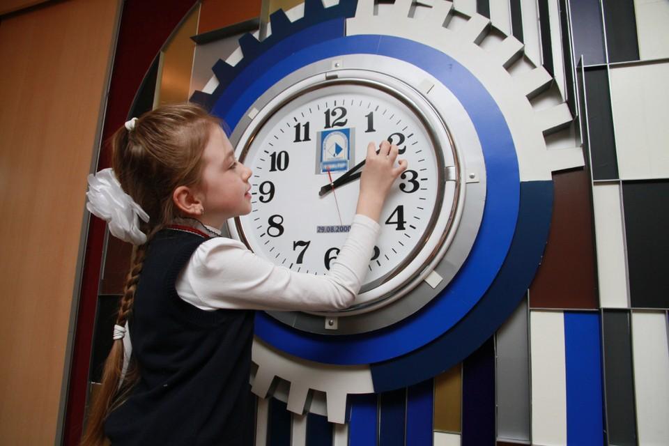 Спор о переводе времени в нашем регионе на час вперед идет уже давно.