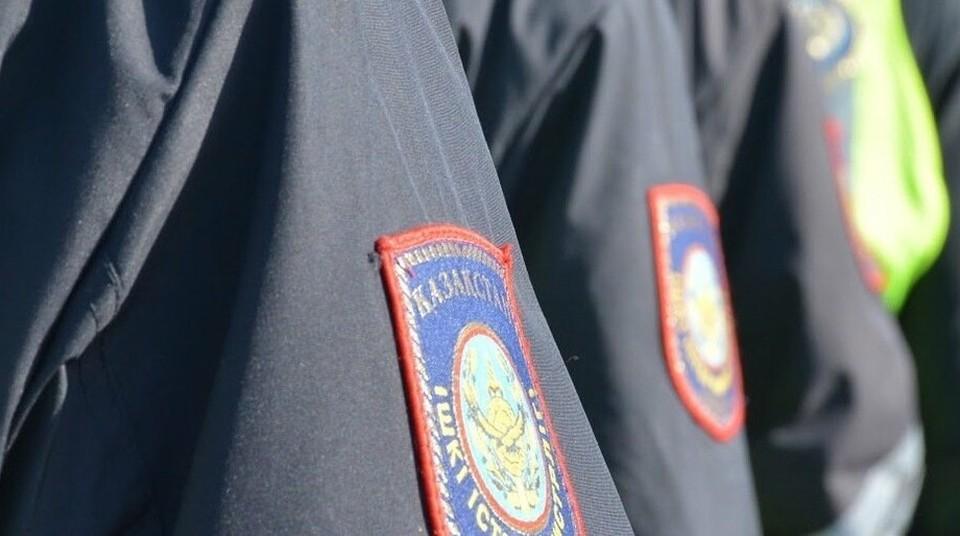 В ДП Семея завершено служебное расследование по факту посещения бани сотрудниками полиции