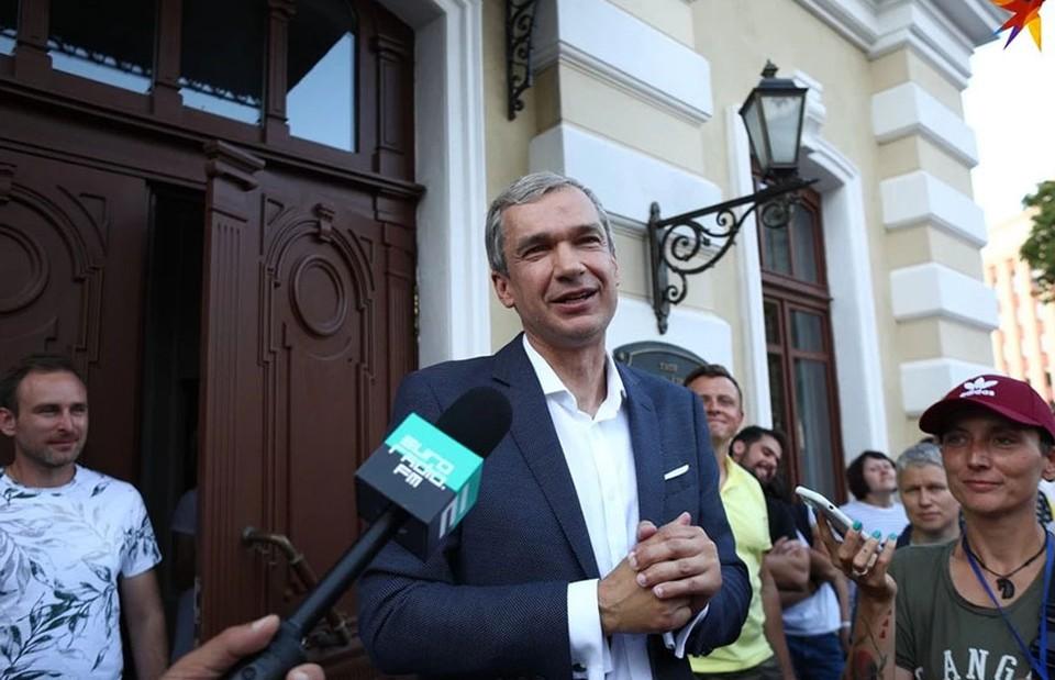 Павел Латушко призвал Россию не давать кредиты Лукашенко