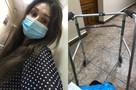 Думала ОРВИ, а оказалась нейроинфекция: 31-летняя женщина стала инвалидом, простудившись после родов