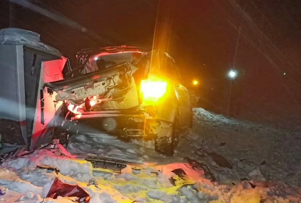 Уголовное дело возбудили в отношении женщины, протаранившей грузовой поезд в Нижегородской области. ФОТО: ГУ МЧС России по Нижегородской области