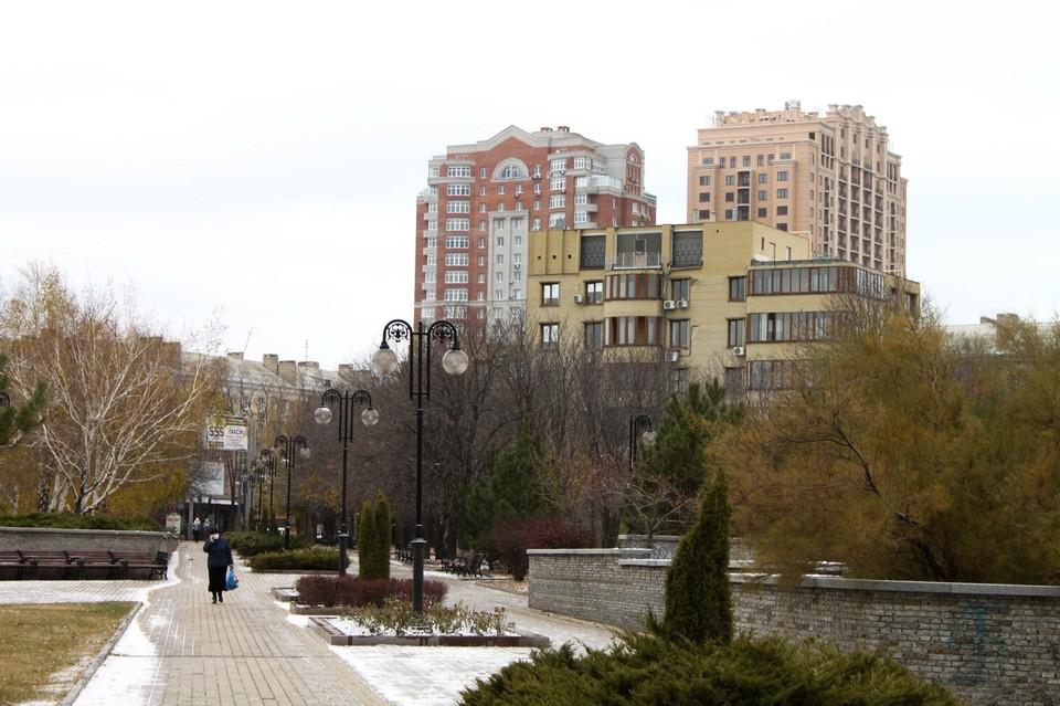 Погода в Донецке 17 февраля будет морозной