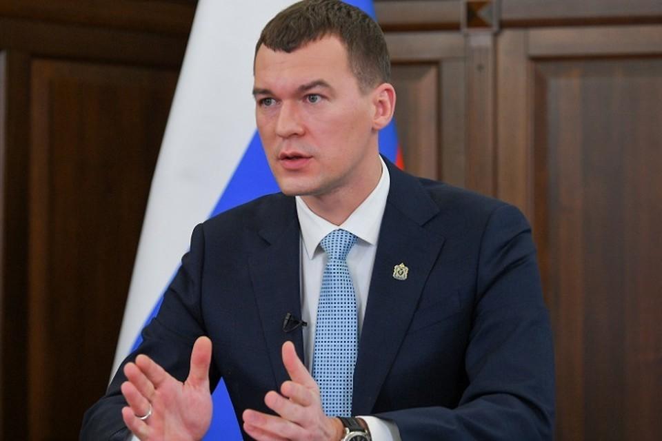 Михаил Дегтярев ведет диалог с жителями региона не только в официальной форме, но и в социальных сетях и с помощью прямых эфиров