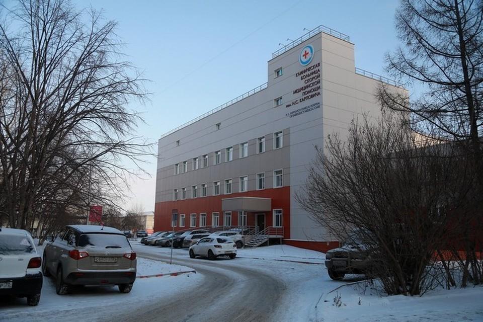 В Красноярске закрылся еще один ковидный госпиталь