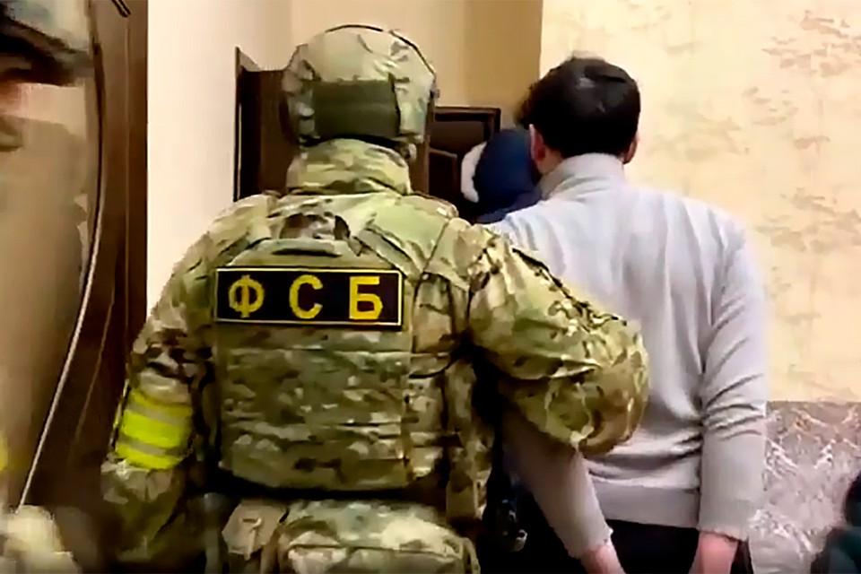 Сотрудники ФСБ вовремя вскрыли преступную сеть террористической группы.