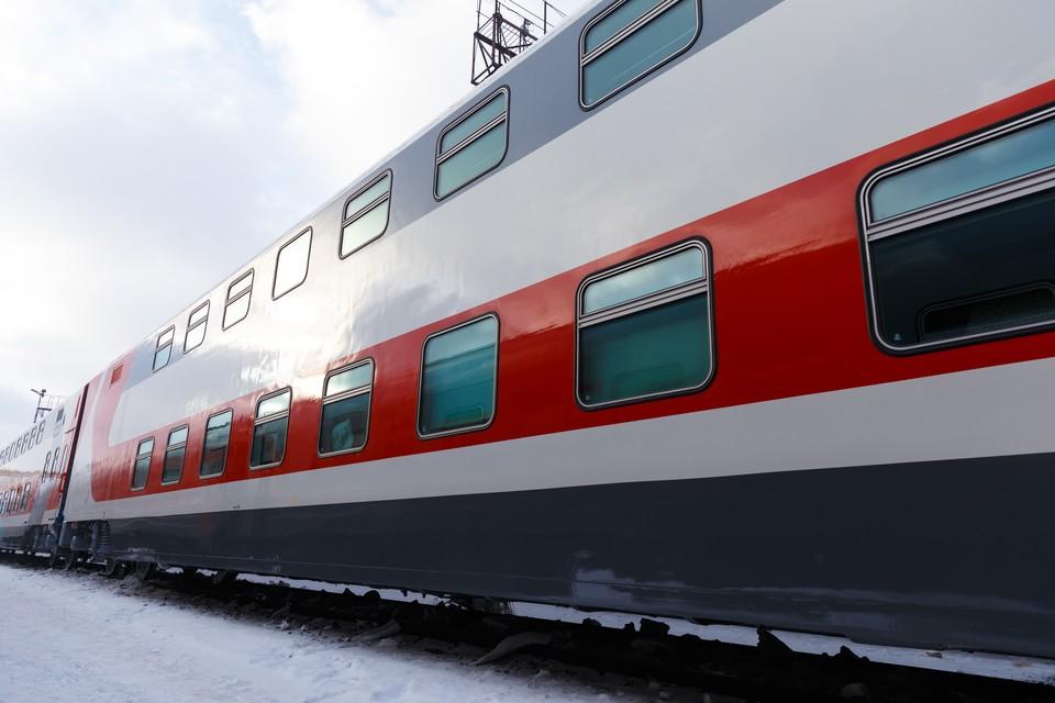 В февральские и мартовские праздничные дни пустят дополнительные поезда между Ижевском и Москвой