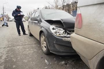 Автоэксперты назвали самые аварийные иномарки в 2020 году
