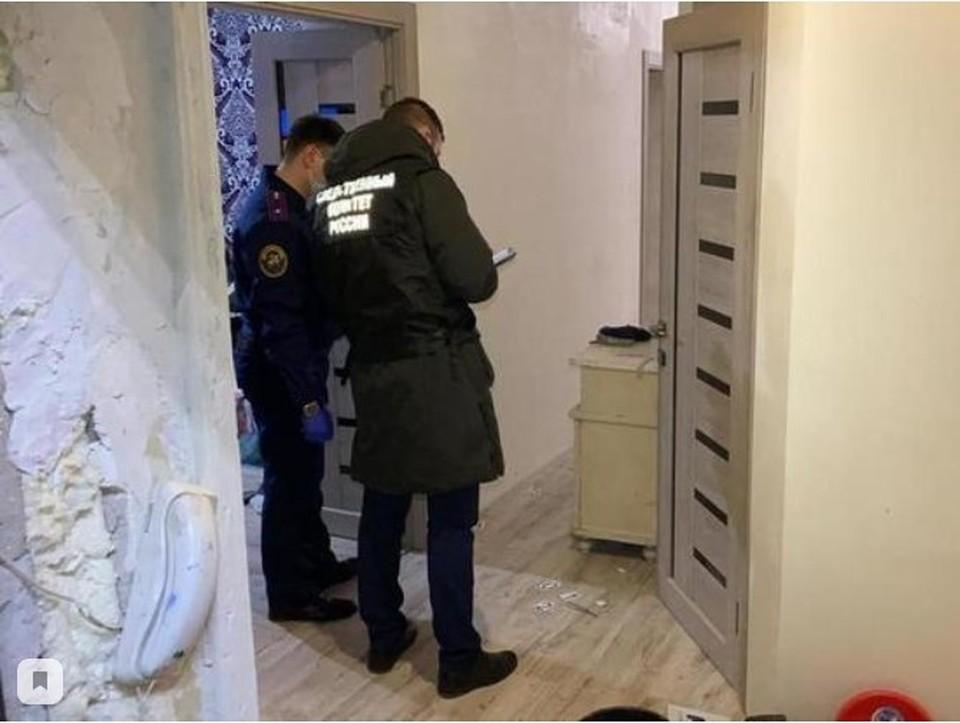 Житель Читы выстрелил в дверь соседей и случайно убил 9-летнюю девочку. Фото: СУ СКР по Забайкальскому краю.