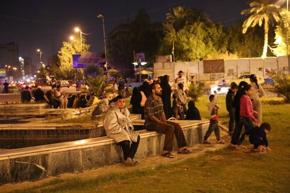 Сейсмологи зафиксировали землетрясение в центральной части Ирана