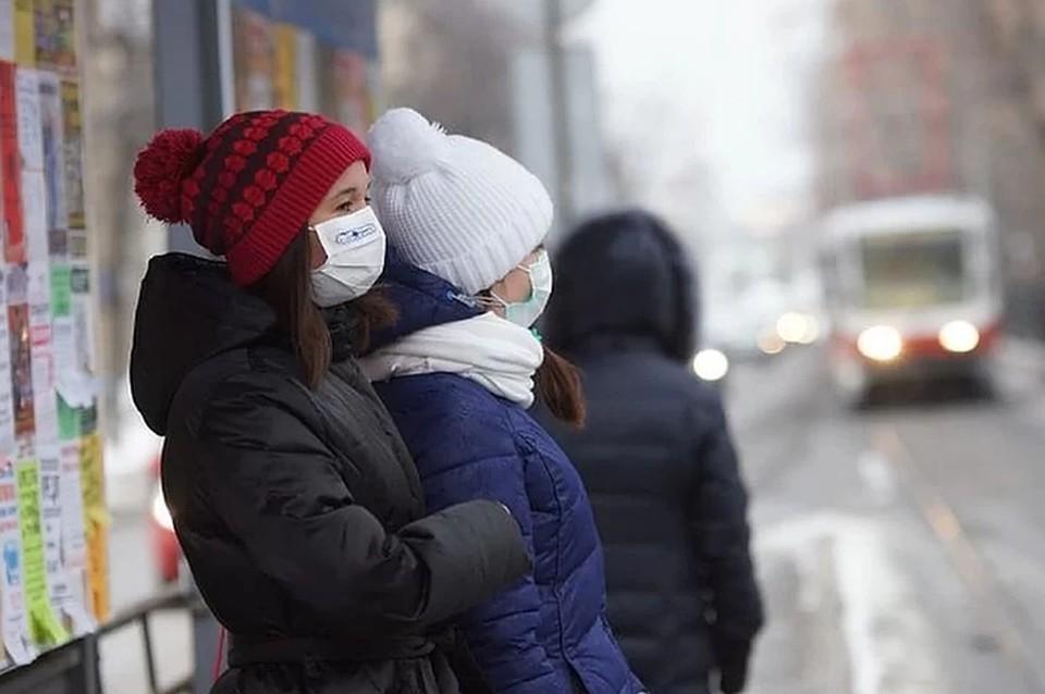 Потепление ожидается на западе европейской части России в конце недели