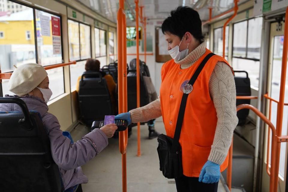 Кировчане могут пополнить транспортные карты с помощью системы быстрых платежей.
