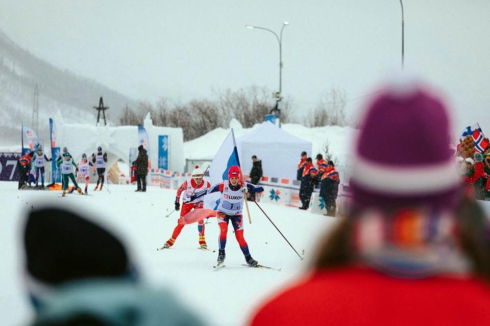 Чуть ли не впервые в России сняли отличный биографический фильм о спорте.