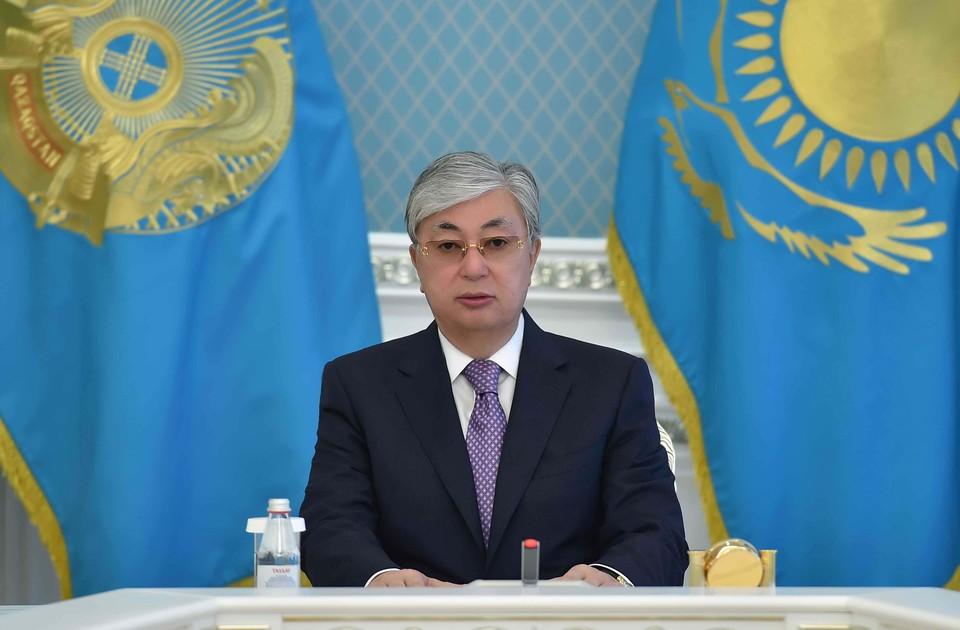 Посол Узбекистана вручил Токаеву послание от Шавката Мирзиеева