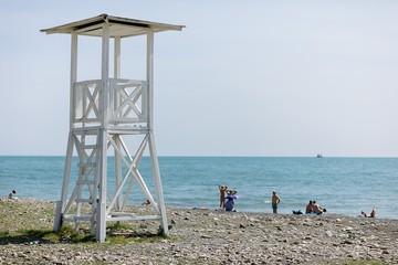 Деньги не лишние: где в Сочи найти бюджетный отель с собственным пляжем и системой «все включено»