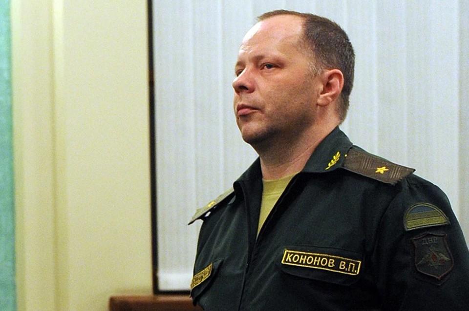 Владимир Кононов дал наставления курсантам