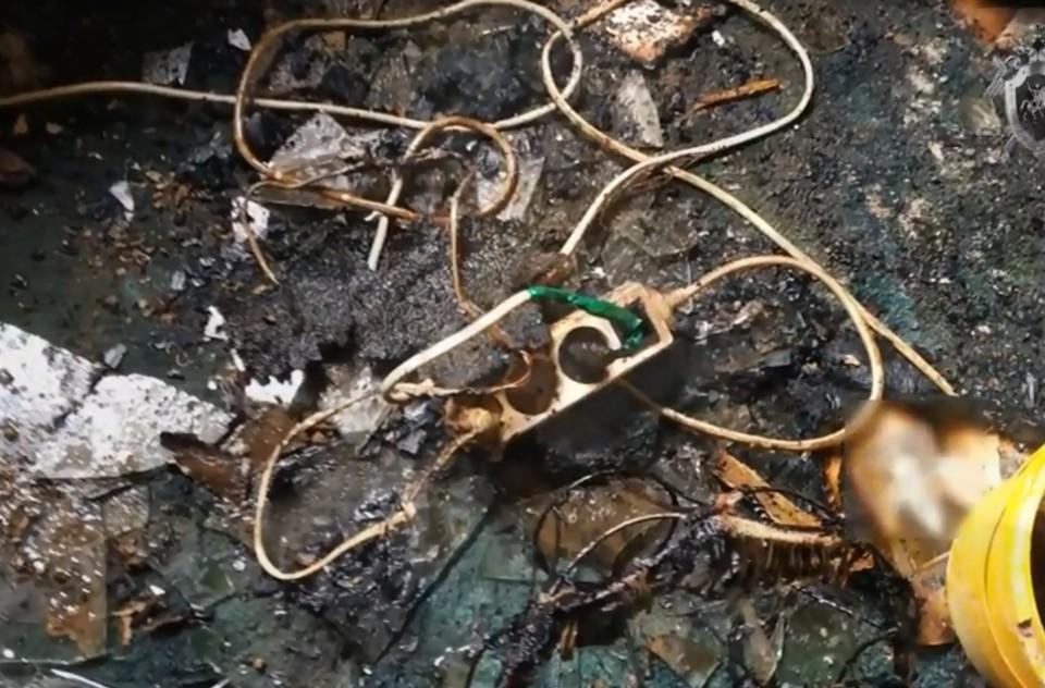 Очаг возгорания находился в комнате, где спала хозяйка квартиры.