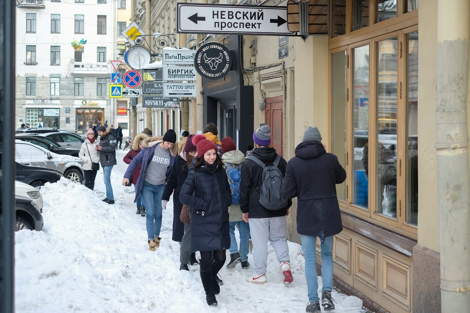Ситуация на улице Рубинштейна привлекла уполномоченного при президенте по защите прав предпринимателей.