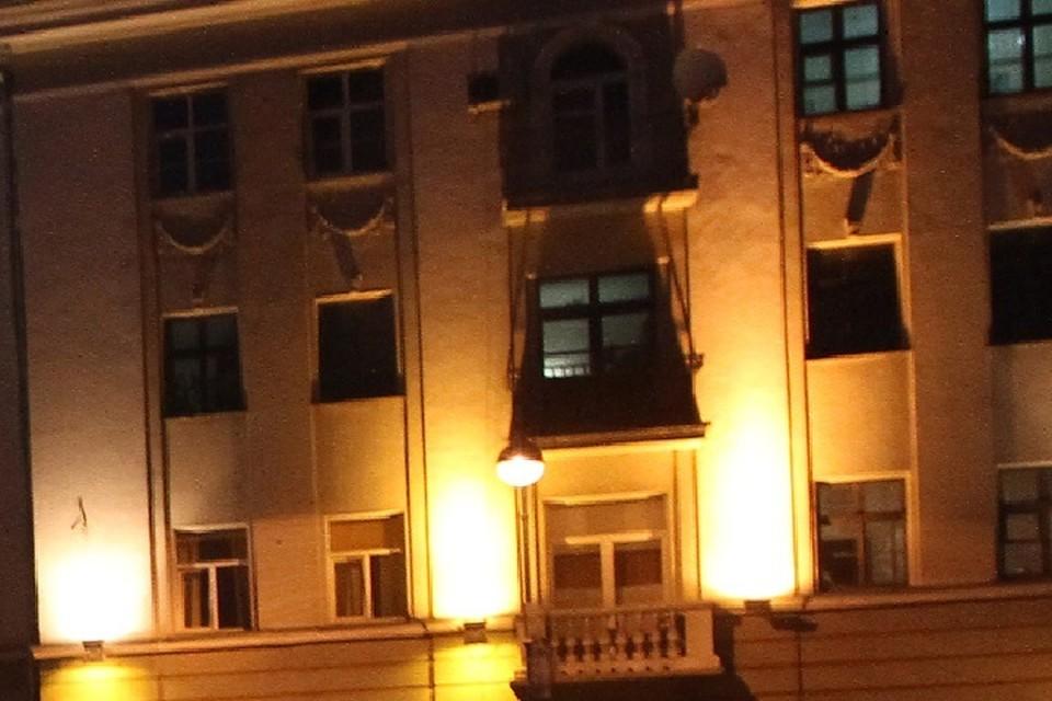 Здание в Московском районе было отремонтировано в 2020-м.
