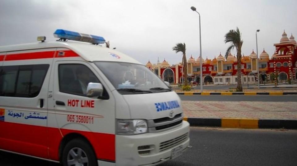 ДТП произошло на трассе Шарм эль-Шейх — Каир утром в пятницу, 19 февраля.