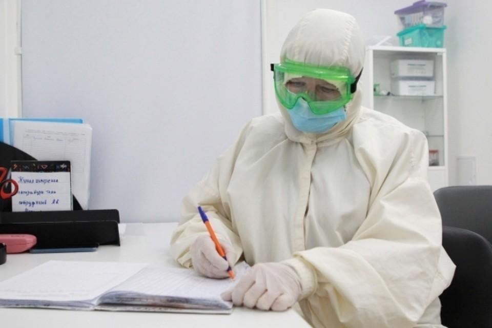 Еще в одном кузбасском торговом центре открывается пункт вакцинации