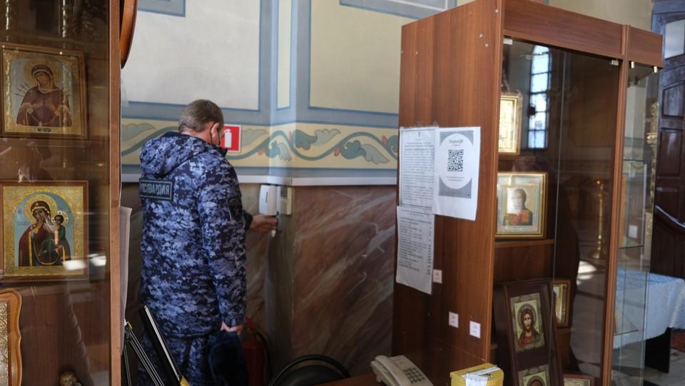 Фото: пресс-служба Управления Росгвардии по Орловской области