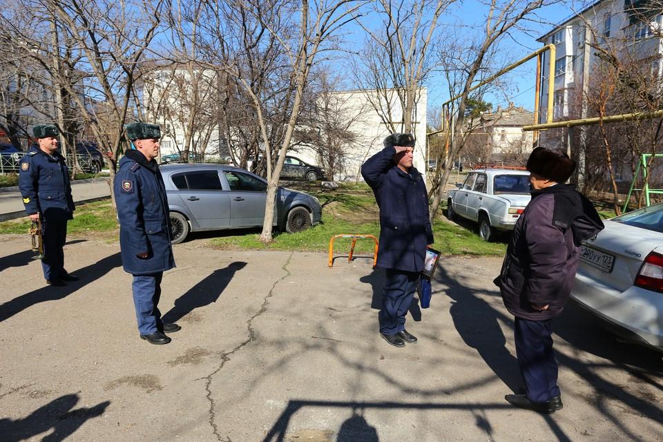 Фото: пресс-службы Министерства обороны РФ