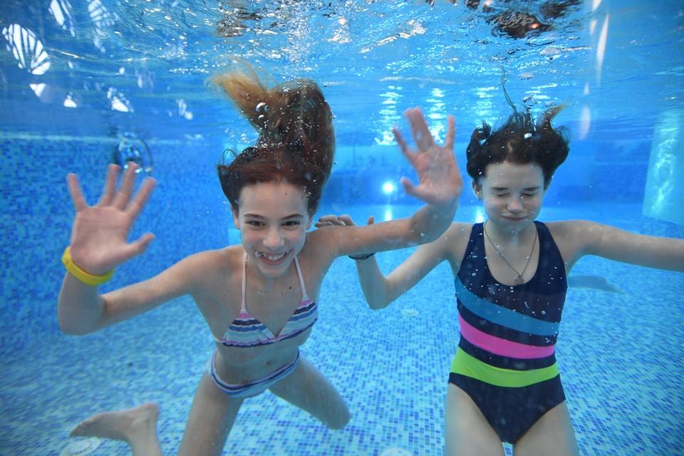 В Мурманской области возобновляется работа аквапарков.