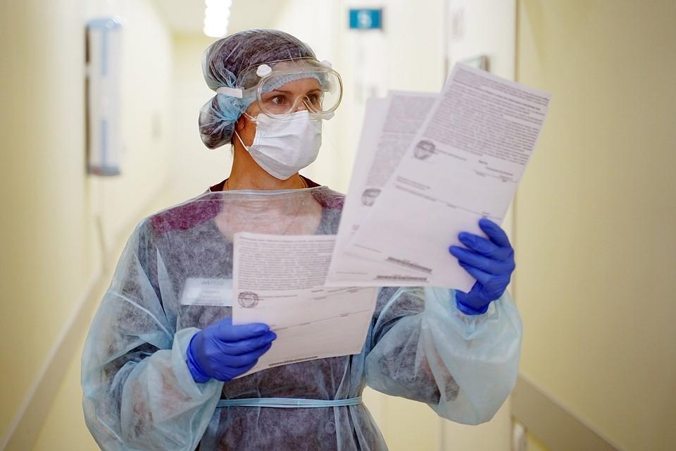 В Брянской области зафиксировали очередное снижение коэффициента распространения коронавирусной инфекции.