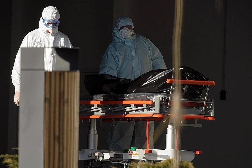 Число жертв коронавируса в США превысило 500 тысяч человек