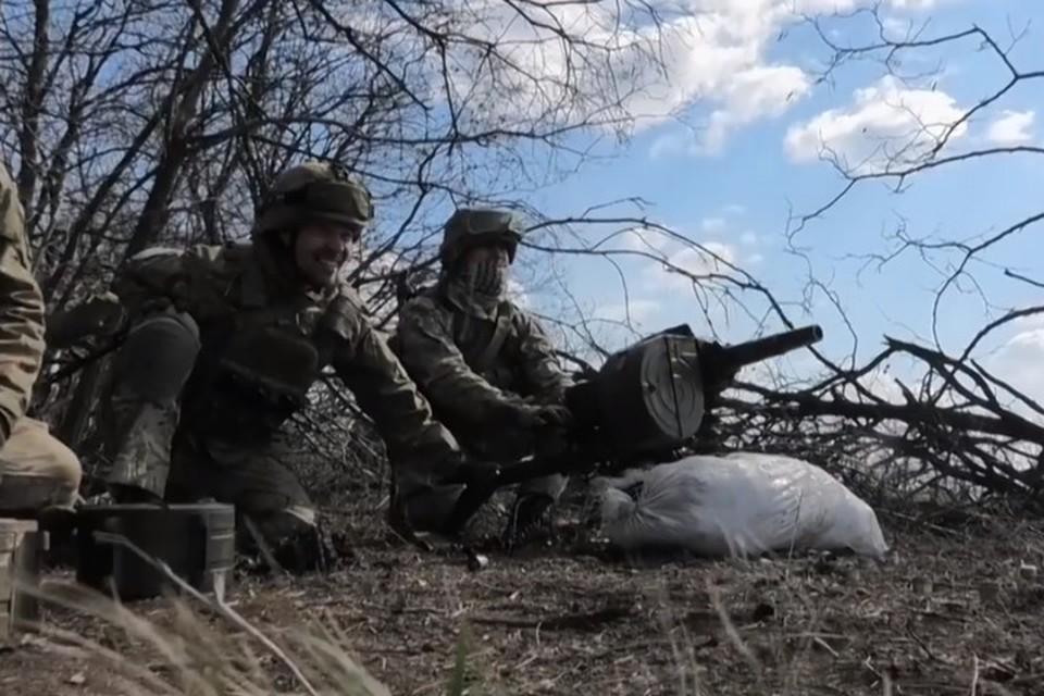 Украинские военные продолжают обстрелы ДНР. Фото: Пресс-центр штаба ООС