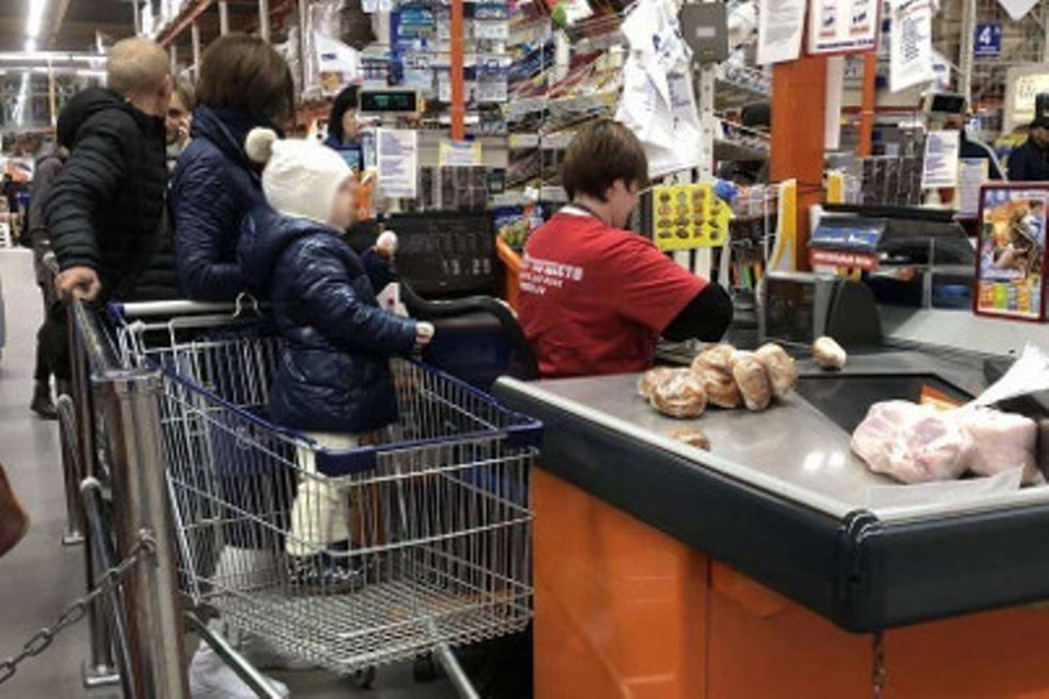 На Брянщине за год на 14,3 процента подорожали макаронные изделия. Фото: bragazeta.ru.