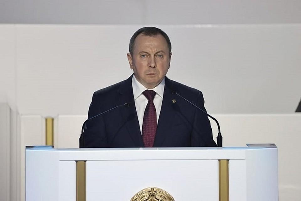 Владимир Макей заявил, что трактовка прав человека не должна быть односторонней. Фото: БелТА.