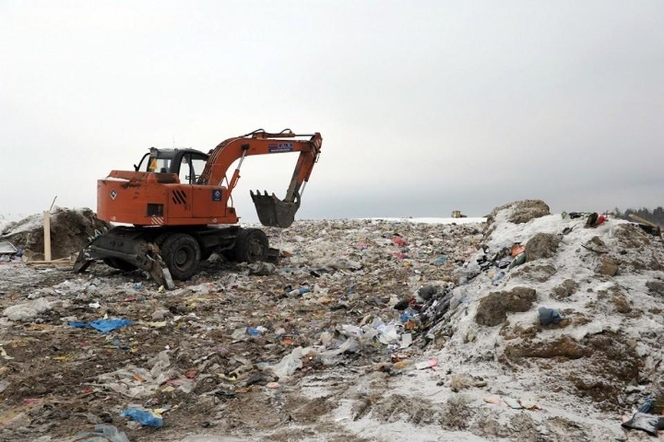 Три полигона для захоронения отходов построят в Хабаровском крае