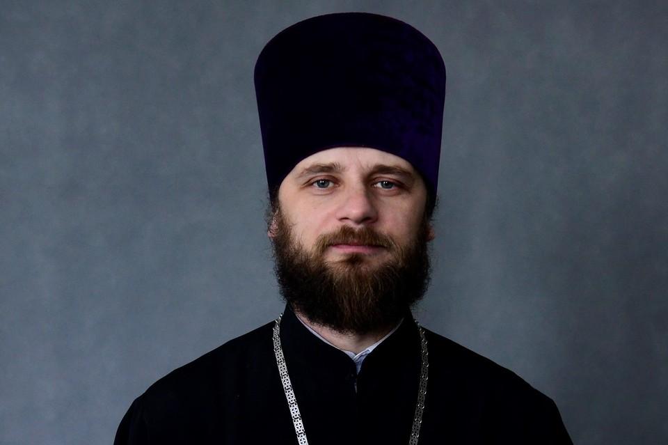 Константин Гераськов. Фото Pravosakh.ru