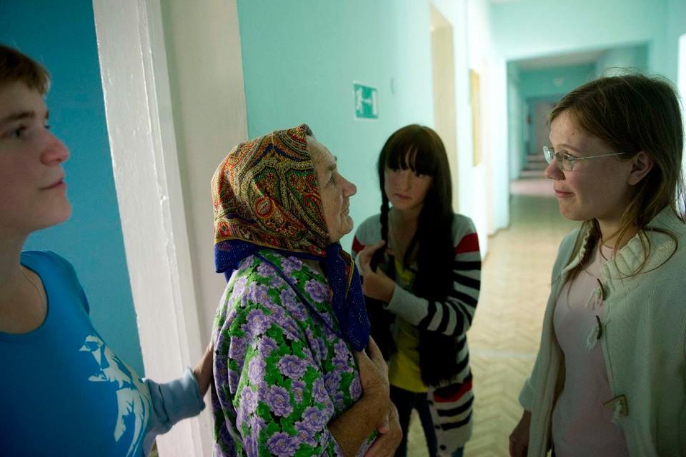 220 якутских семей приняли в свой дом бабушек и дедушек ФОТО: sakha.gov.ru/