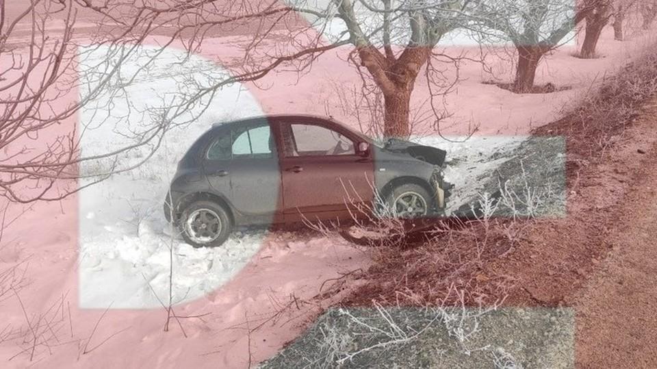 Водителя пришлось госпитализировать (Фото: полиция).